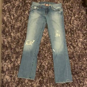 "Lucky Brand ""Sundown Straight"" Jeans"
